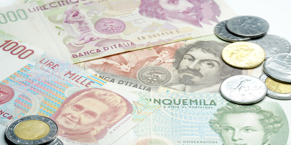 Si torna alla Lira Italiana – Nasce una nuova valuta.