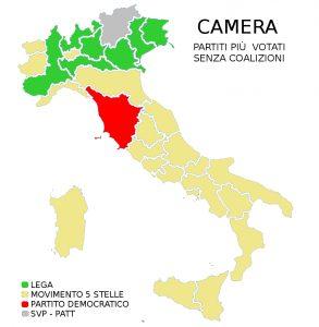 Elezioni Voti Italia Camera