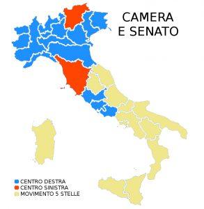 Elezioni Voti Italia